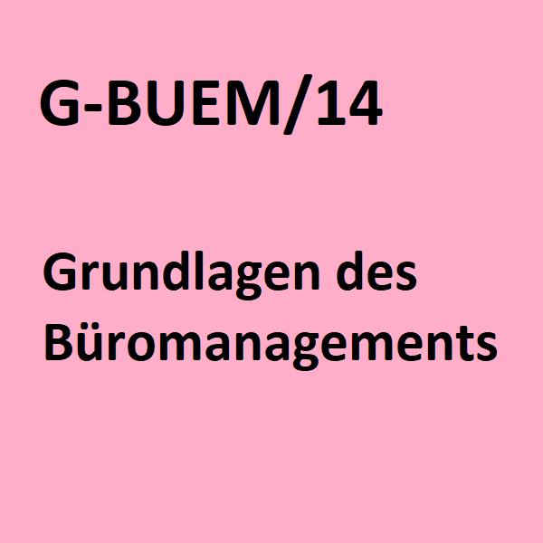 G-BUEM/14