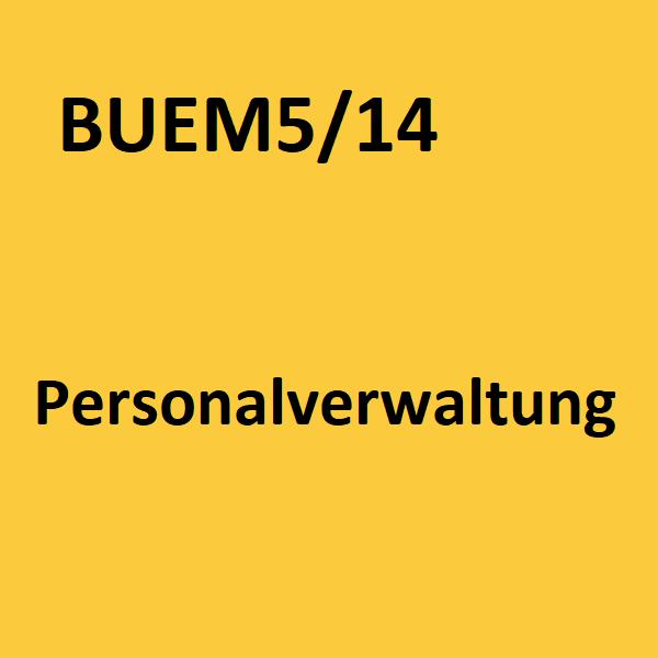 BUEM5/14