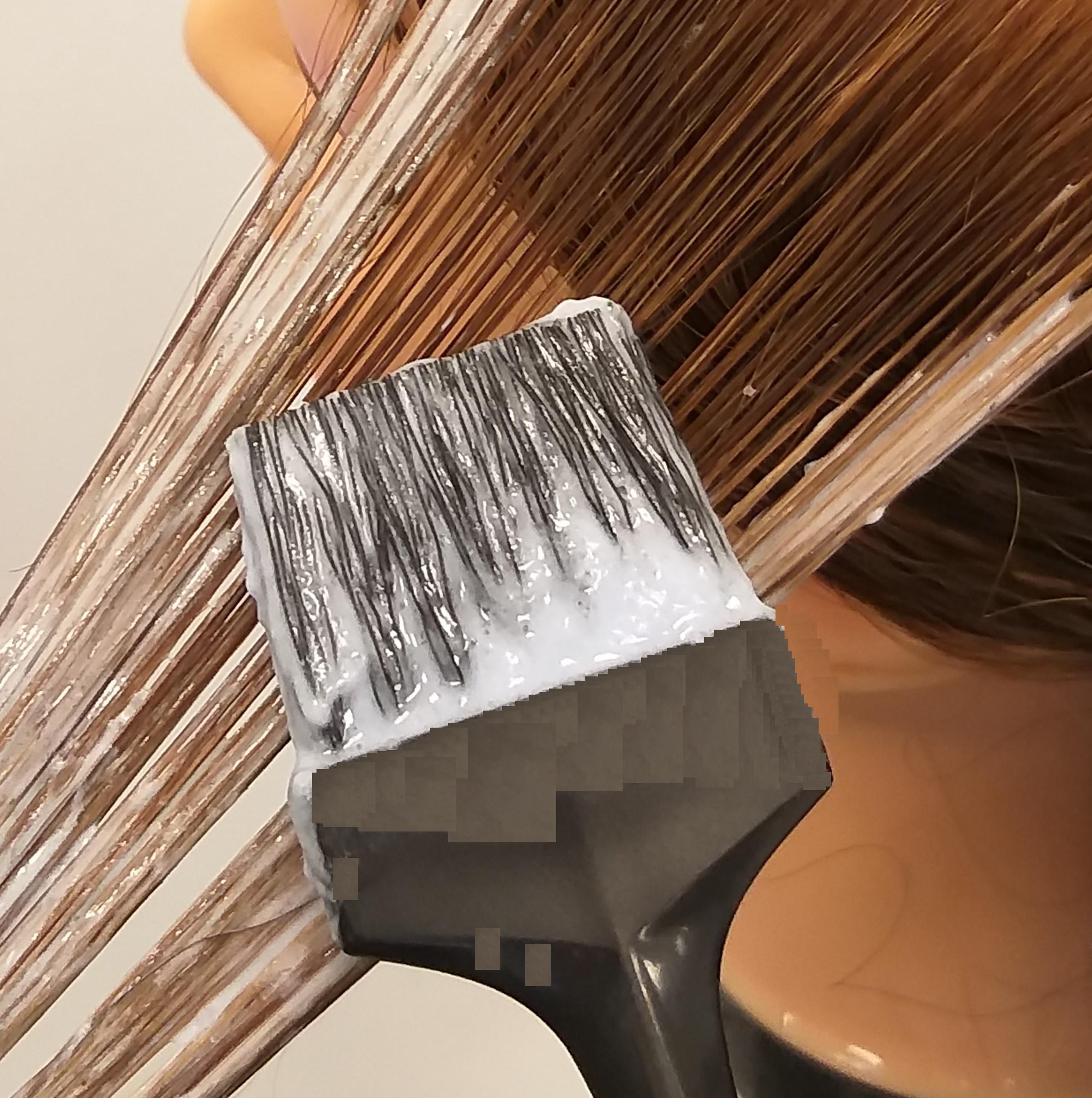 FRI3/16 Langhaardesign, Colorationstechniken am Haar